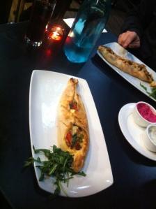 Efendi's Turkish Restaurant - Chicken Pide