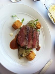 Aria Restaurant - Lamb